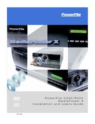 PowerFile C200 User Manual