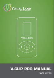 Visual Land V-CLIP PRO 903 User Manual