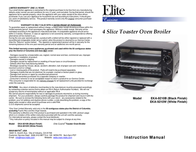 Elite CUISINE EKA-9210W User Manual