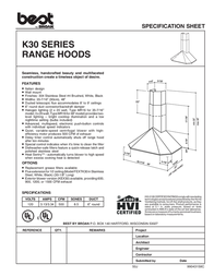 Best K30 Series Leaflet