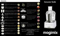 Magimix 4200 XL CS4200RXL Leaflet
