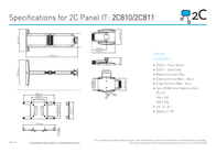 Herma Panel IT 2C811 Leaflet