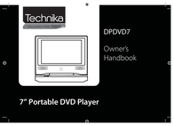 Technika DPDVD7 User Manual