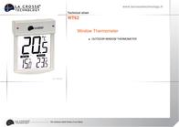 La Crosse Technology WT62 E62AR-AR User Manual