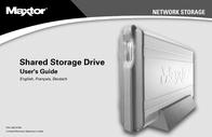 Maxtor Tool Storage 20274700 User Manual