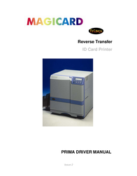 PRIMA MAGICARD ID Card Printer User Manual