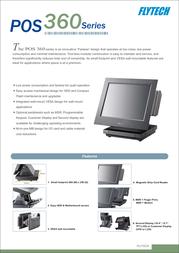 Flytech POS365 Leaflet