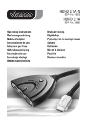 Vivanco MA 6330 25661 User Manual