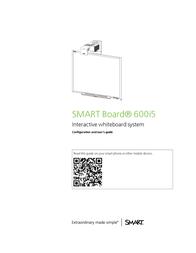 SMART Technologies 600i5 User Manual