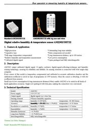 Adafruit AM2302 393 User Manual