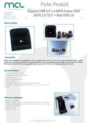 MCL USB2-145/6 Leaflet