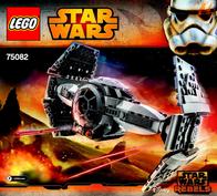Lego Starwars LEGO® STAR WARS™ 75082 TIE ADV PROTO™ 75082 User Manual
