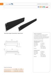 Brand-Rex MMCACCCM004 Leaflet
