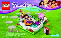 Lego Friends LEGO® FRIENDS 41090 OLIVIAS GARTENPOOL 41090 Data Sheet