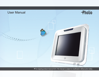 Pogo Pholio User Guide