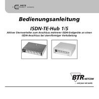 BTR NETCOM 130345-01-E Data Sheet