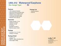 Lavod LAE-012 Leaflet