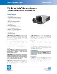Pelco IX30DN User Manual