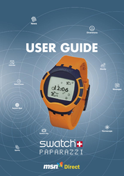 Swatch Paparazzi NONE User Manual