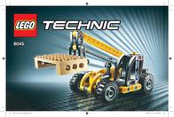 Lego Mini Telehandler 8045 User Manual