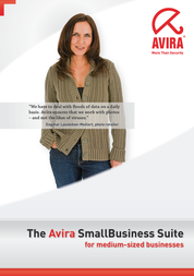 Avira SmallBusiness Suite Windows, 1 Year 46-50 User 01SMBS_50_99 User Manual