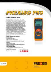 Prexiso P50 PREXISO P50 Leaflet
