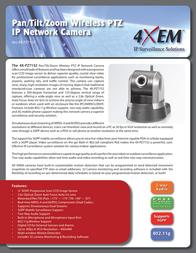 4XEM 4X-PZ7152 Leaflet