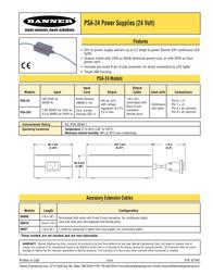Banner PSA-24 Leaflet