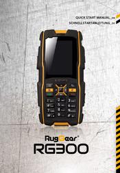 RugGear RG300 4251005200032 User Manual
