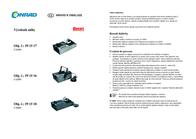 Antari Z-3000II 51702617 Data Sheet