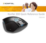 Konftel 300 User Manual