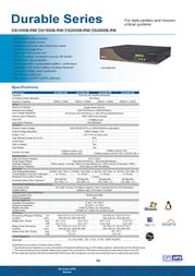OPTI DS1000B-RM Leaflet