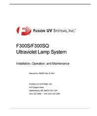 Fusion F300S User Manual