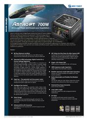 High Power APT-700 HPA-700PT-F14C User Manual