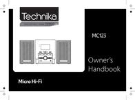 Technika MC123 User Manual