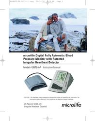 Microlife 38t0-ap User Manual