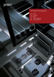 Prism Enclosures FAN3RK User Manual