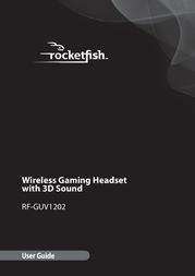 Rocketfish RF-GUV1202 User Manual