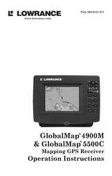 Lowrance 4900m Operating Guide