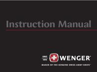 Wenger Battalion User Manual