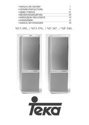 Opteka REFRIGERATOR NF-347 User Manual