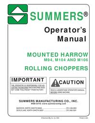 Summer Infant M106 User Manual