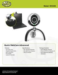 Gear Head WC535I Leaflet