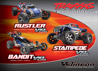 Traxxas Brushless 1:10 RC model car Electric Tr 293707 User Manual
