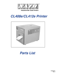 SATO CL408E Supplementary Manual