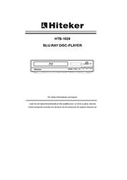 Hiteker HTB-1026 User Manual