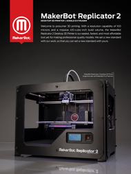 MakerBot Replicator 2 MP04948 User Manual