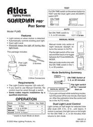 Atlas GUARDIAN PLMS User Manual