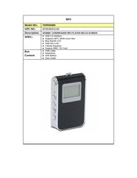 Diablotek ydr550bk Specification Guide