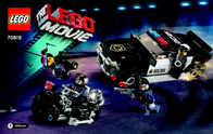 Lego Movie LEGO® MOVIE 70819 BAD COPS POLIZEIAUTO 70819 Data Sheet